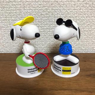 スヌーピー(SNOOPY)のスヌーピー ミュージアム コレクターズ カプセル ジョークール テニスプレイヤー(アメコミ)