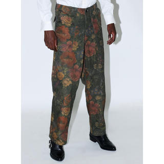 トーガ(TOGA)の【19AW】TOGA VIRILIS GABARDINE PANTS パンツ(スラックス)