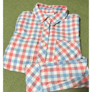 コロンビア(Columbia)のColumbiaのシャツ(シャツ/ブラウス(長袖/七分))