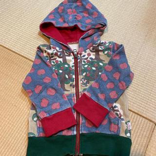 ブーフーウー(BOOFOOWOO)の子供服 パーカー  ブーフーウー(ジャケット/上着)