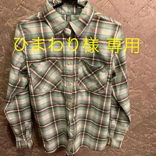 コロンビア(Columbia)のマウンテンハードウェア チェックシャツ ネルシャツ(シャツ/ブラウス(長袖/七分))