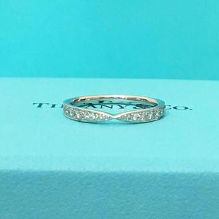 Tiffany & Co. - 美品 ティファニー ハーモニー リング