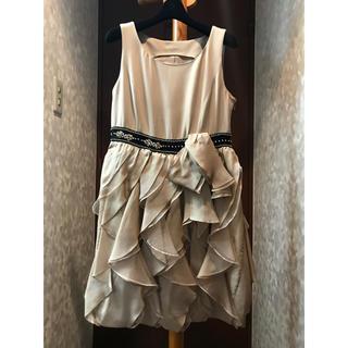 GRACE CONTINENTAL - [新品] GRACE CONTINENTAL ビジュー装飾 ドレス