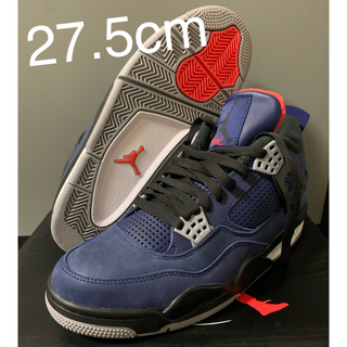 NIKE - Nike Air Jordan 4 WNTR loyal blue 27.5cm