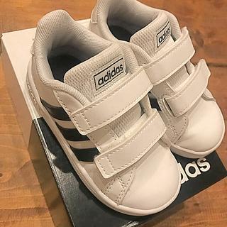 adidas - adidas 試しばきのみ美品 13.0センチ