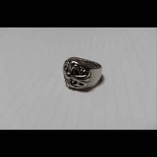 クロム リング メンズ シルバー 19号(リング(指輪))