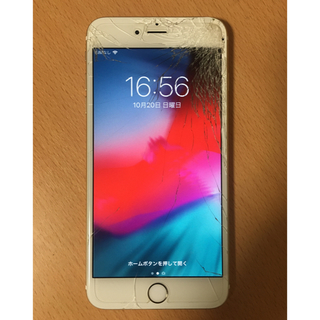 Apple - iPhone 6 Plus Gold 16 GB Softbank