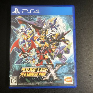PlayStation4 - PS4 スーパーロボット大戦X