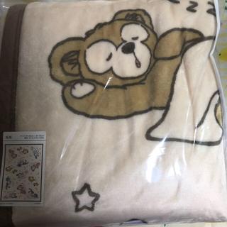 ダッフィー(ダッフィー)のダッフィー スウィートドリームス 毛布(毛布)