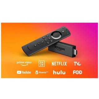 アップル(Apple)の Fire TV Stick - Alexa対応音声認識リモコン付属(映像用ケーブル)