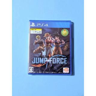 プレイステーション4(PlayStation4)の新品  PS4 JUMP FORCE (ジャンプフォース)(家庭用ゲームソフト)