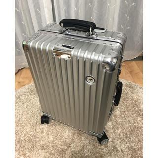 リモワ(RIMOWA)の【新品・確実正規品】リモワ  ルフトハンザモデル 36L クラシックフライト(トラベルバッグ/スーツケース)