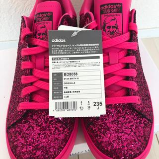 アディダス(adidas)の【新品】アディダス オリジナルス スタンスミス BD8058 格安出品(スニーカー)