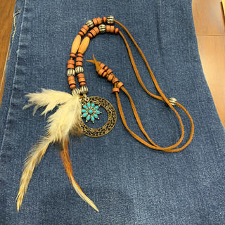 ネックレス ボヘミアン インディアン(衣装)