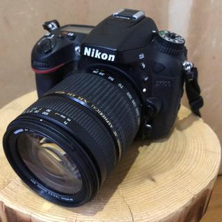 Nikon - Nikon D7100  レンズ バッテリーグリップ ストロボ付き 激安 お買得