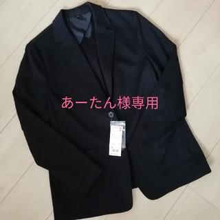 UNIQLO - ユニクロ ジャケット 黒 新品未使用
