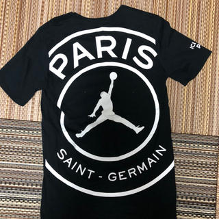 NIKE - Jordan x Paris Saint Germain Logo