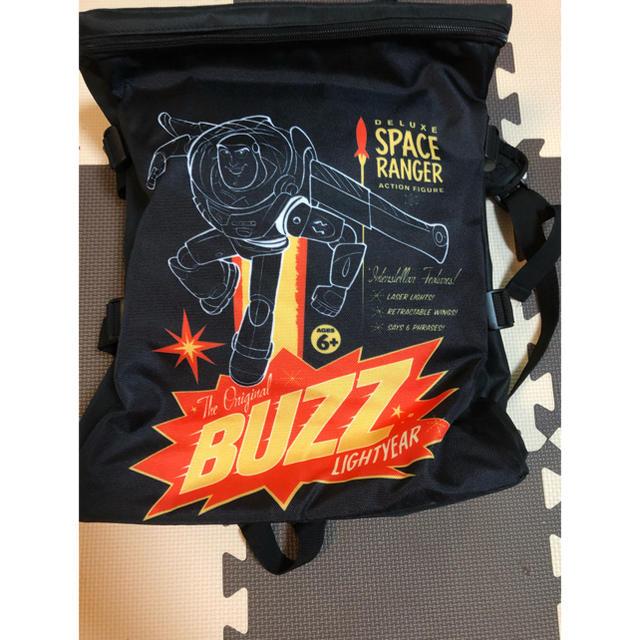 トイ・ストーリー(トイストーリー)のトイストーリー バズライトイヤー リュック キッズ/ベビー/マタニティのこども用バッグ(リュックサック)の商品写真