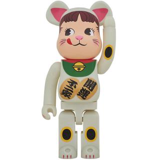 MEDICOM TOY - BE@RBRICK 招き猫 ペコちゃん 蓄光 1000%