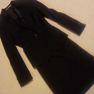 AOKI - 新品!AOKI LES MUESスーツ【ブラック】