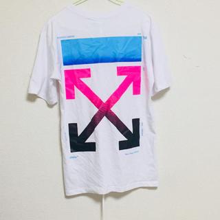 オフホワイト(OFF-WHITE)のOFF WHITE Tシャツ 半袖 (Tシャツ/カットソー(半袖/袖なし))