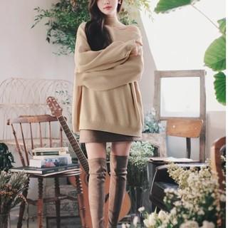 韓国♥韓流♥オルチャン♥ワンショルダー★セーター(ニット/セーター)