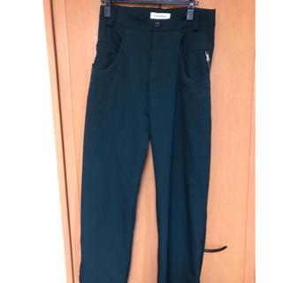 マッキントッシュ(MACKINTOSH)のkiko kostadinov irene trousers(スラックス)