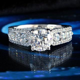 SWAROVSKI - ✨定価9800円✨★SWAROVSKI★ K18GP ジェム エレガント 指輪