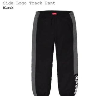 Supreme - supreme side logo track pants Sサイズ新品未使用