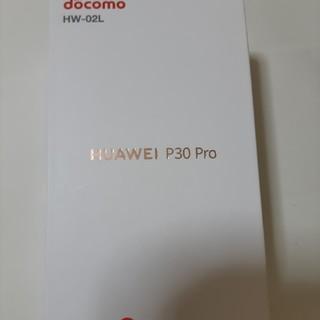 Huawei p30 pro black docomo HW-02L