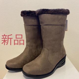 タグ付き新品 暖かやわらかクッション ショートブーツ(ブーツ)