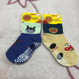 《新品》アンパンマン 靴下 子供用 53♥