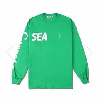GDC - Wind And Sea ×CARROTS LONG SLEEVE TEE
