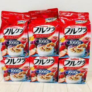 カルビー - 値下げ★徳用 フルグラ 6Kg(1Kg   6袋セット)
