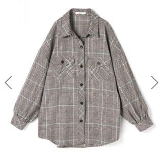 GRL - オーバーサイズチェックシャツ