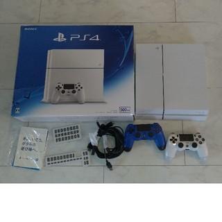 PlayStation4 - PS4 ホワイト 500GB