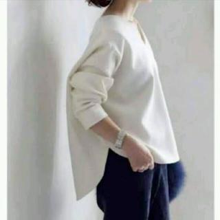 ENFOLD - 【美品・長谷川京子さん着用】ENFOLD バナナスリーブプルオーバー