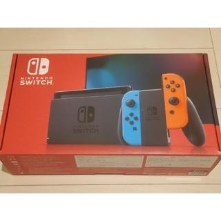 Nintendo Switch - Nintendo Switch ネオン新型新品