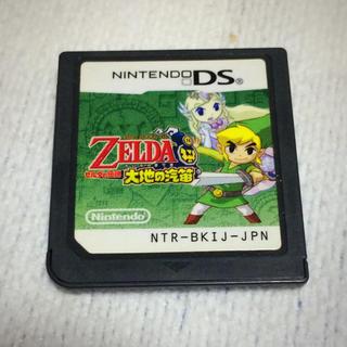 ニンテンドウ(任天堂)のニンテンドーDS ゼルダの伝説 大地の汽笛(携帯用ゲームソフト)