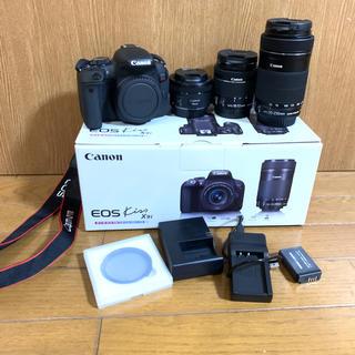 Canon - EOS Kiss X9i