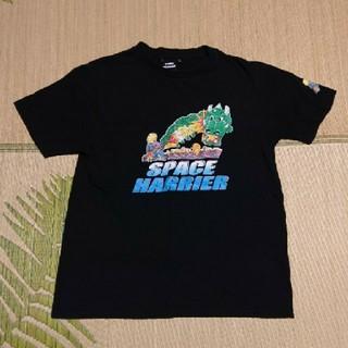SEGA - スペースハリアー 名作ゲーム Tシャツ
