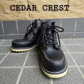 セダークレスト(CEDAR CREST)のセダークレスト  本革ブーツ(ブーツ)