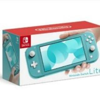 Nintendo Switch - 任天堂スイッチライト  ターコイズブル