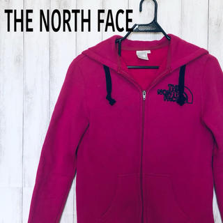 THE NORTH FACE - THE NORTH FACE フルジップ パーカー ロゴ レディース