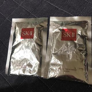 エスケーツー(SK-II)のSK2 フェイシャルトリートメントマスク(パック / フェイスマスク)