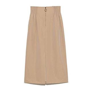 Lily Brown - サイドデザインタイトスカート