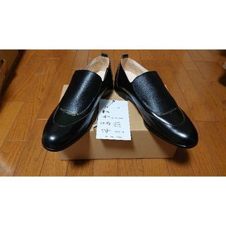 SUNSEA - SUNSEA 19AW SHELL WING-TIP SHOES【27~28】