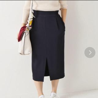 IENA - IENA ネイビースカート