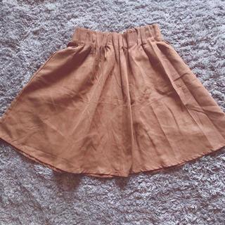 グレイル(GRL)のミニスカート ベージュ GRL(ミニスカート)