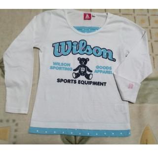 ウィルソン(wilson)の女児 140(Tシャツ/カットソー)